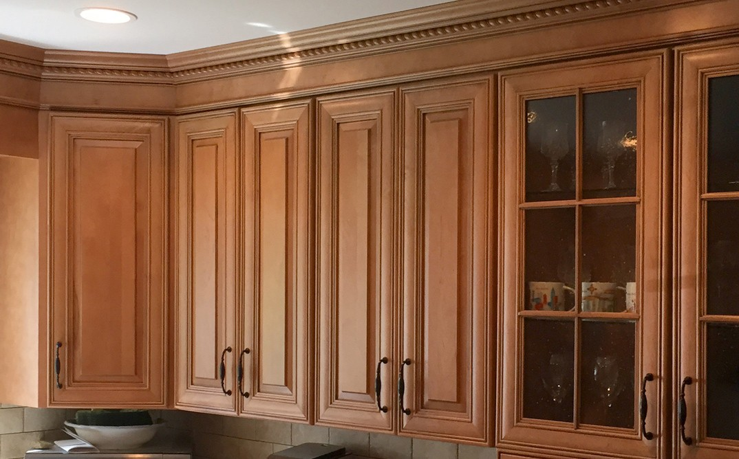 crown-molding-recessed-lighting-kitchen-renovation-new-york-cabinets ...
